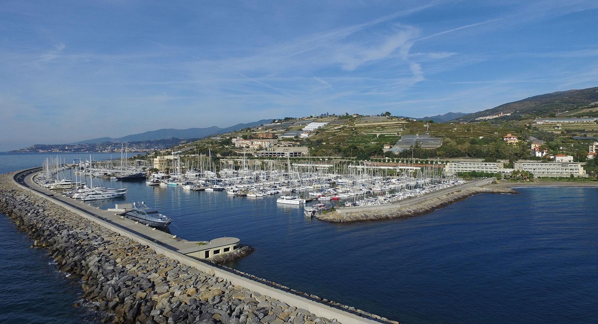 Marina Degli Aregai - Santo Stefano al Mare, Italy